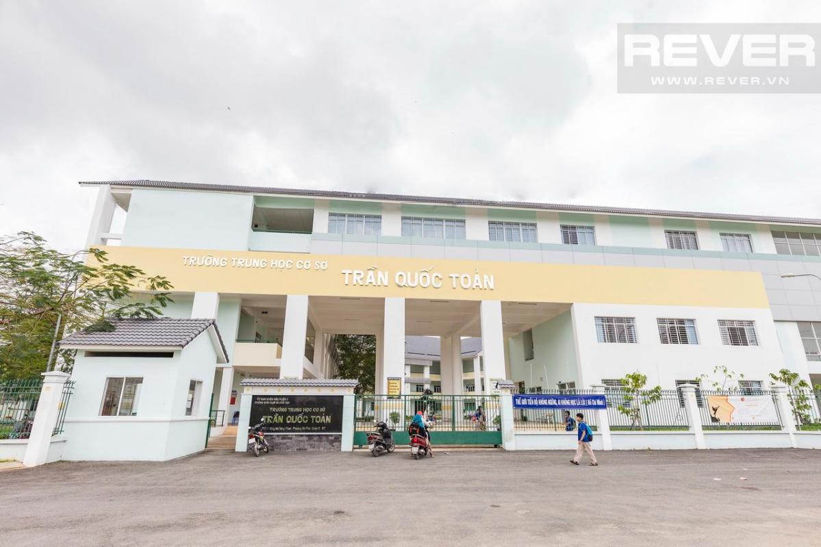 Trường THCS Trần Quốc Toản