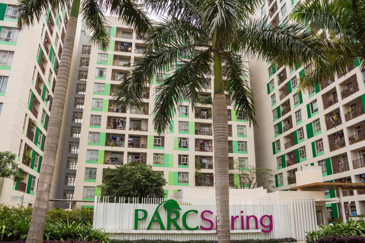 Tòa nhà Parcspring