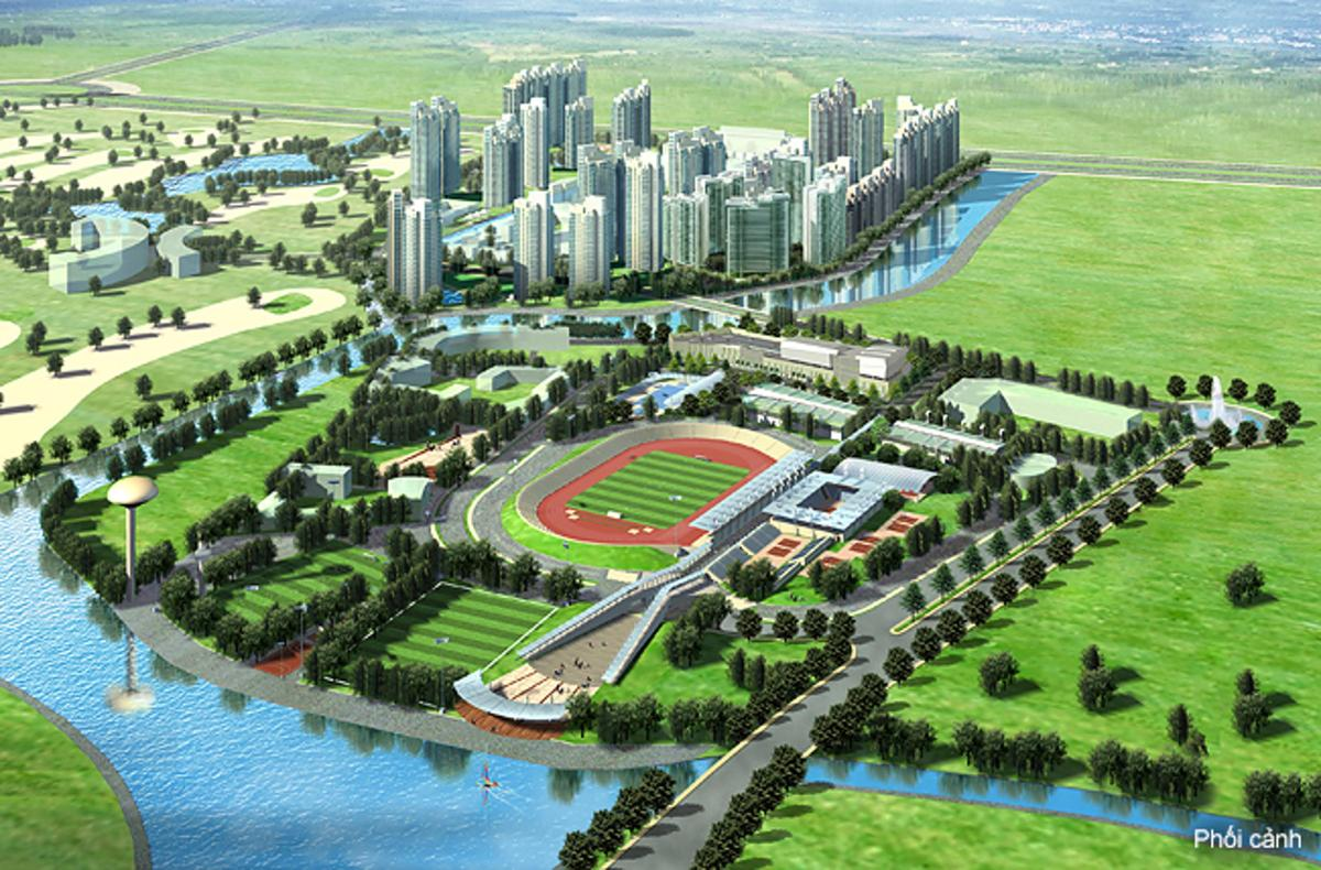 Saigon Sports City (Quận 2)