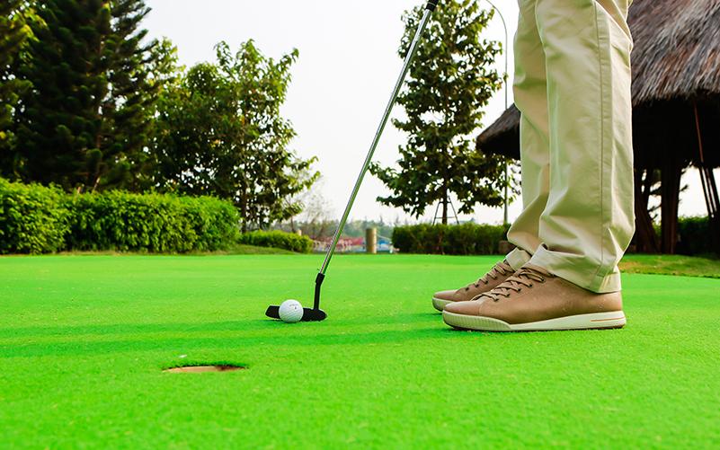 Sân golf nội khu