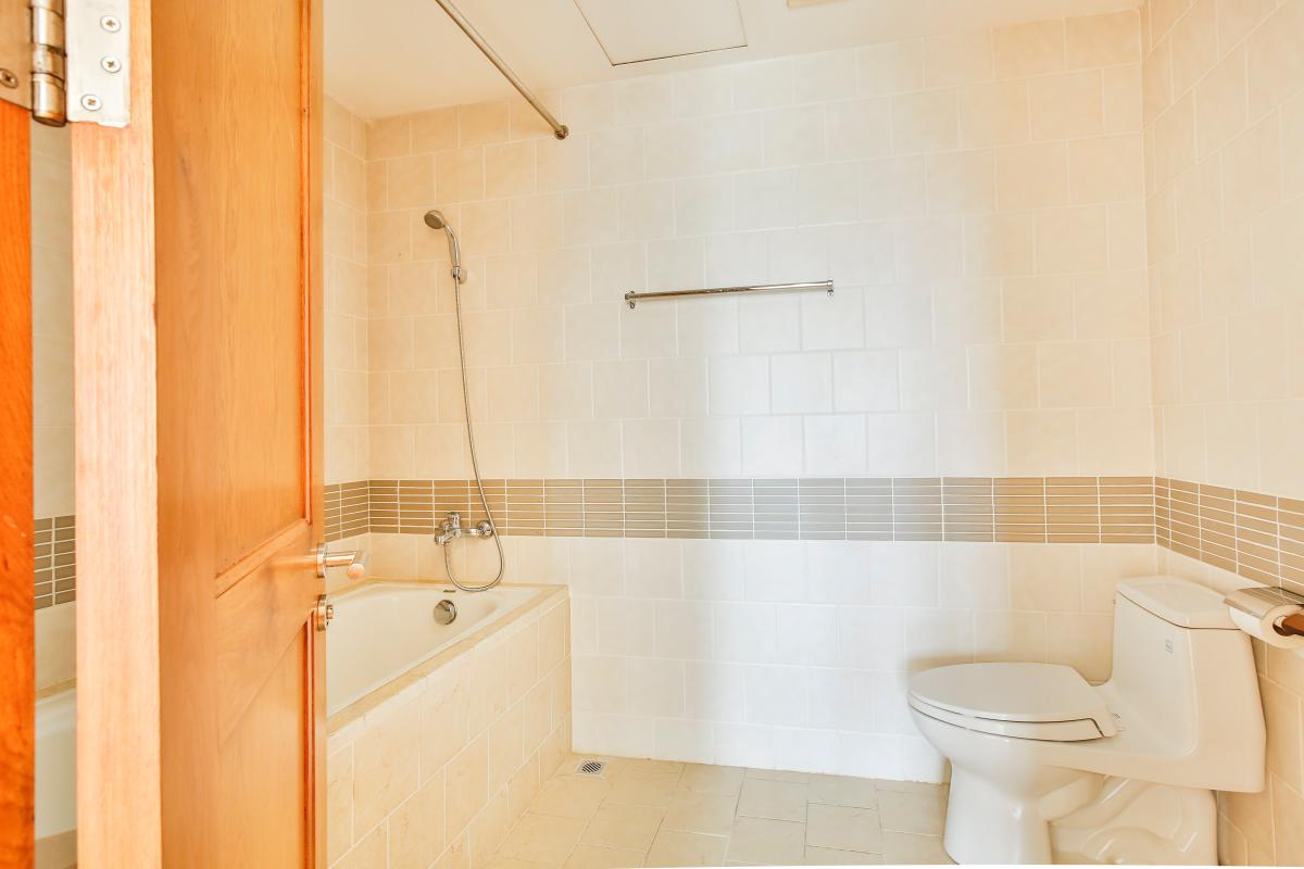 Phòng tắm Căn hộ 2 phòng ngủ River Garden Thảo Điền