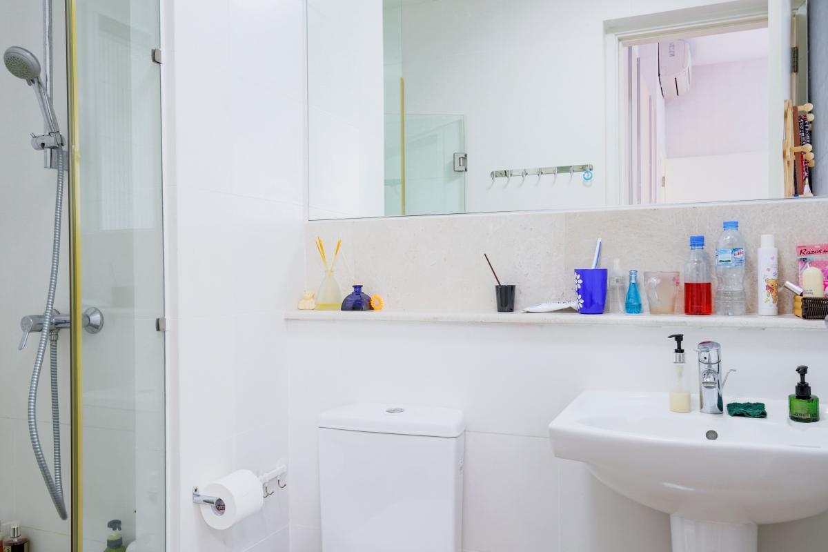 Phòng tắm Căn hộ 3 phòng ngủ tháp 4B The Estella An Phú