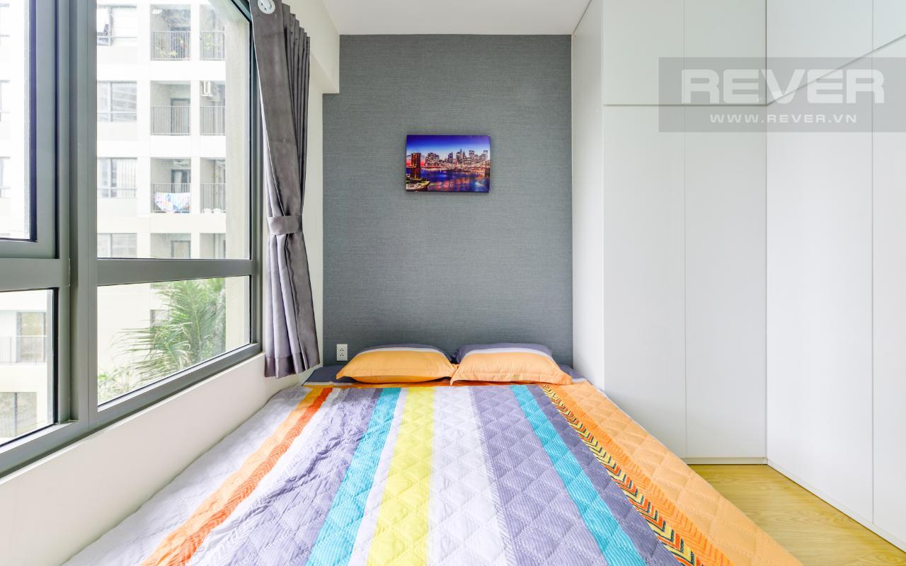 Phòng ngủ 1 hướng Tây Bắc Căn hộ hướng Tây Bắc 2 phòng ngủ T3A Masteri Thảo Điền