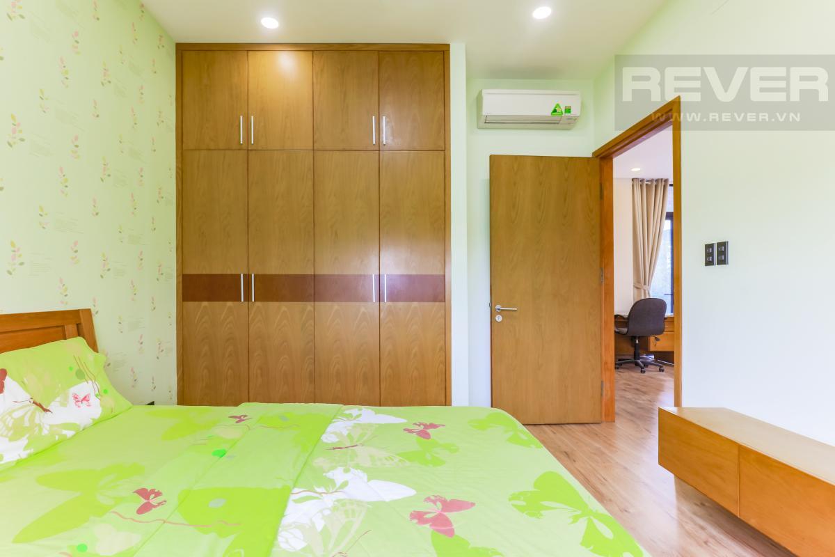 Phòng ngủ 2 Villa Lucasta song lập có sân vườn, nội thất cao cấp
