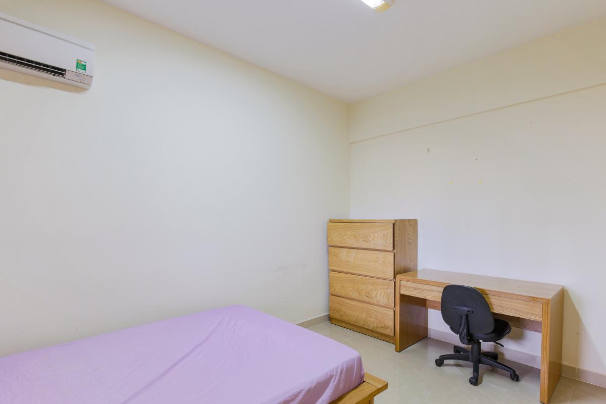 Phòng ngủ nhỏ Căn hộ tháp B Mỹ Khánh 2