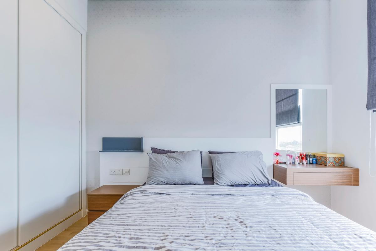 Phòng ngủ 2 Bán căn hộ Sarimi Sala Đại Quang Minh 87m2, 2PN 2WC, nội thất tiện nghi