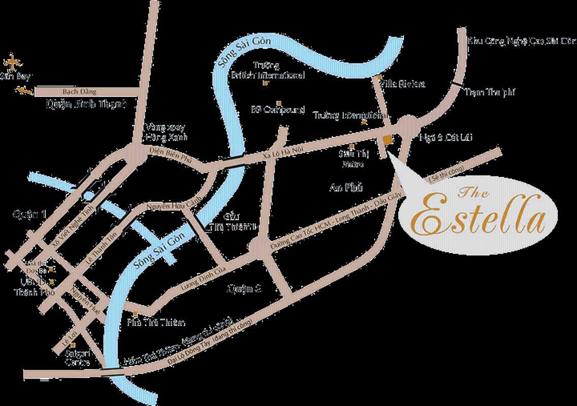The Estella An Phú - Estella