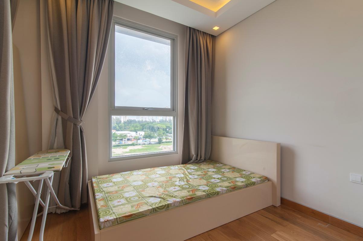 Phòng ngủ đơn Căn góc tháp H Star Hill