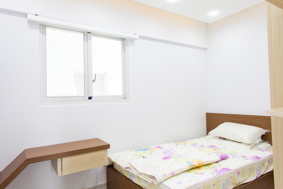 Phòng ngủ 1 Căn hộ tầng cao tháp H Happy Valley
