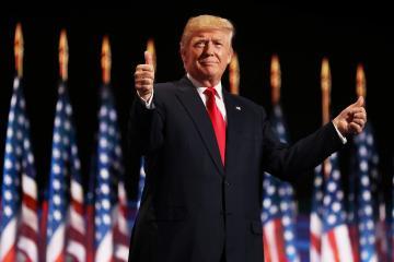 Donald Trump: Từ tỷ phú bất động sản đến ứng viên Tổng thống Mỹ