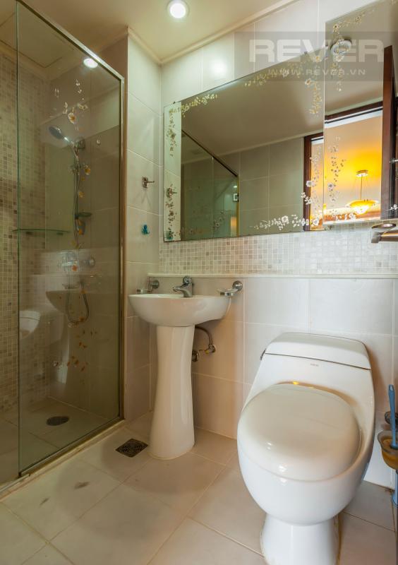 Phòng tắm Căn hộ hướng Tây Bắc tầng cao tháp AE The Manor