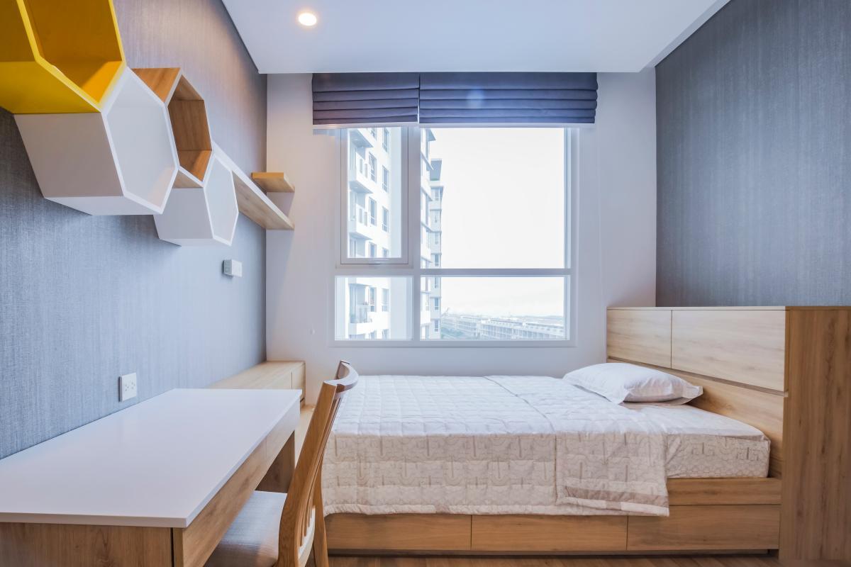 Phòng ngủ Căn hộ trung tầng A2 Sarimi Sala Đại Quang Minh