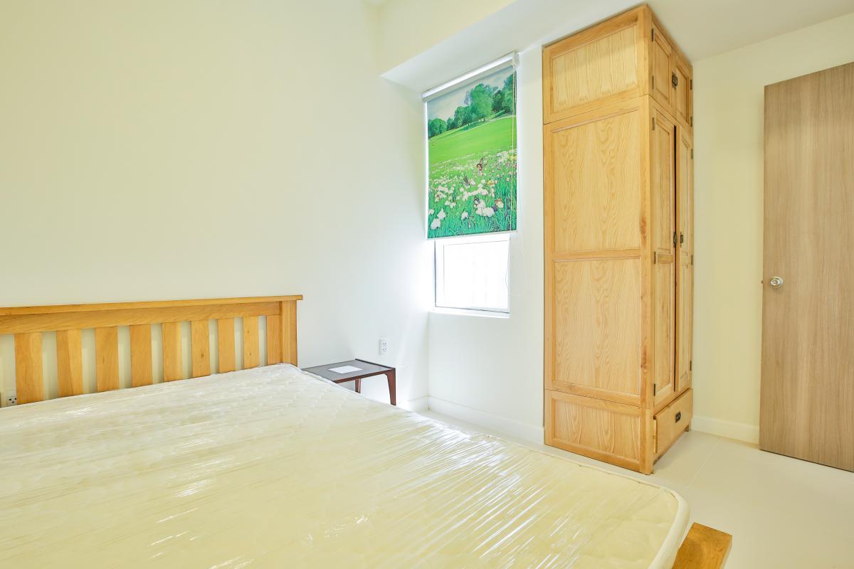 Nội thất phòng ngủ 1 Căn hộ tầng cao LB Lexington Residence