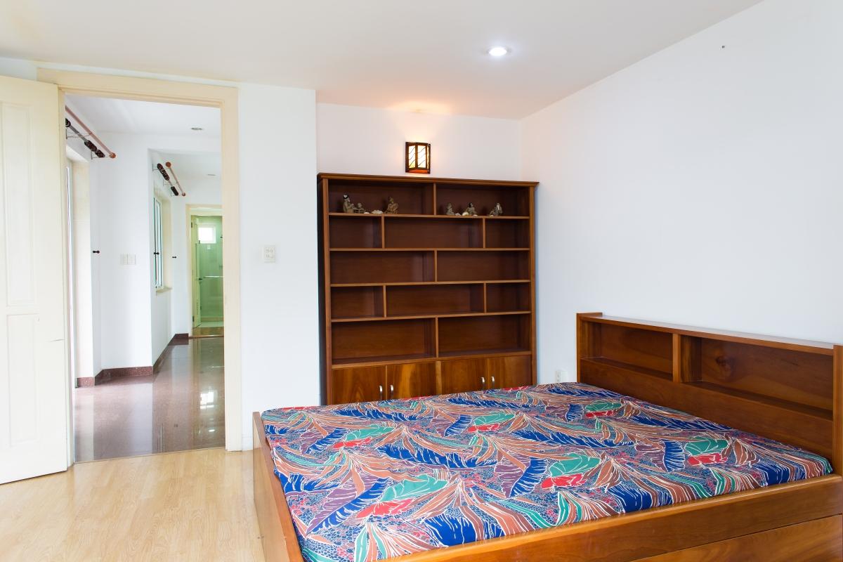 Phòng ngủ Villa đường số 14 Fideco Thảo Điền Quận 2