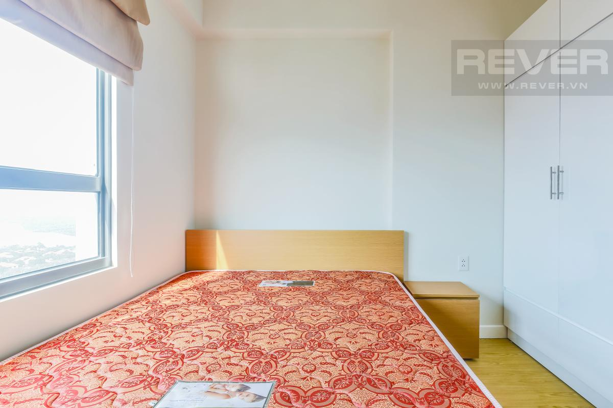 Nội thất phòng ngủ 1 Căn góc tầng cao T1A Masteri Thảo Điền