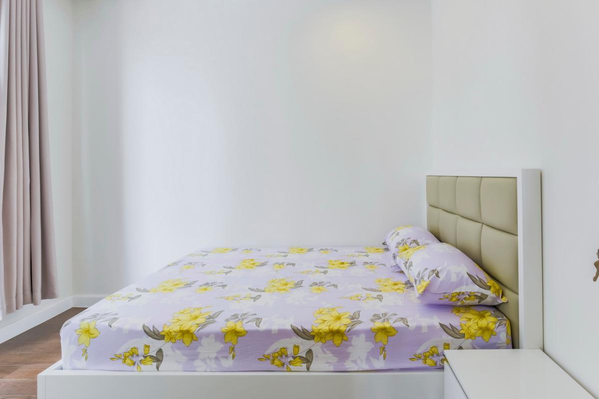 Phòng ngủ Căn hộ tầng cao P1 Prince Residence