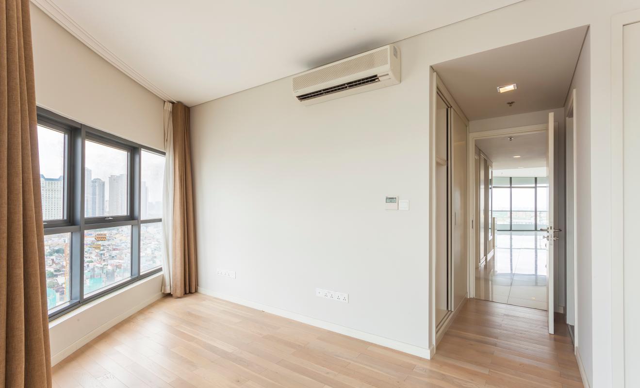 Phòng ngủ 2 Căn hộ tầng cao A City Garden Bình Thạnh