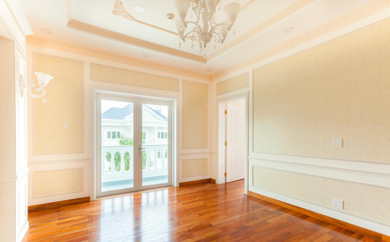 Phòng ngủ 1 Villa 3 tầng Thảo Điền compound