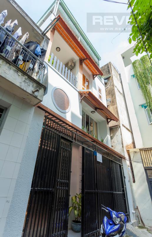 View căn hộ Nhà 3 tầng hẻm yên tĩnh Phan Đình Phùng Phú Nhuận, RV1131