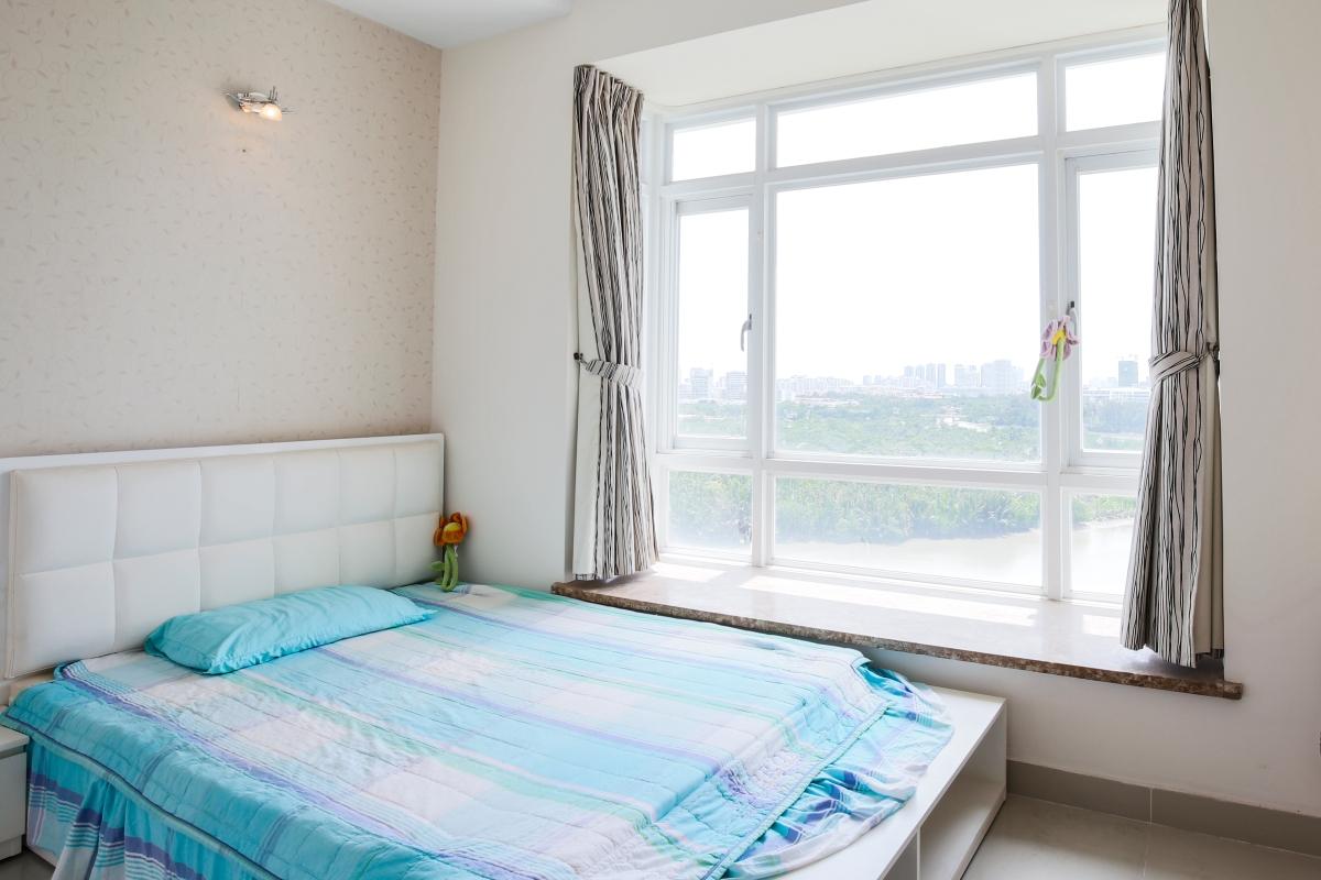 Phòng ngủ Căn hộ tầng cao AL Riverside Residence