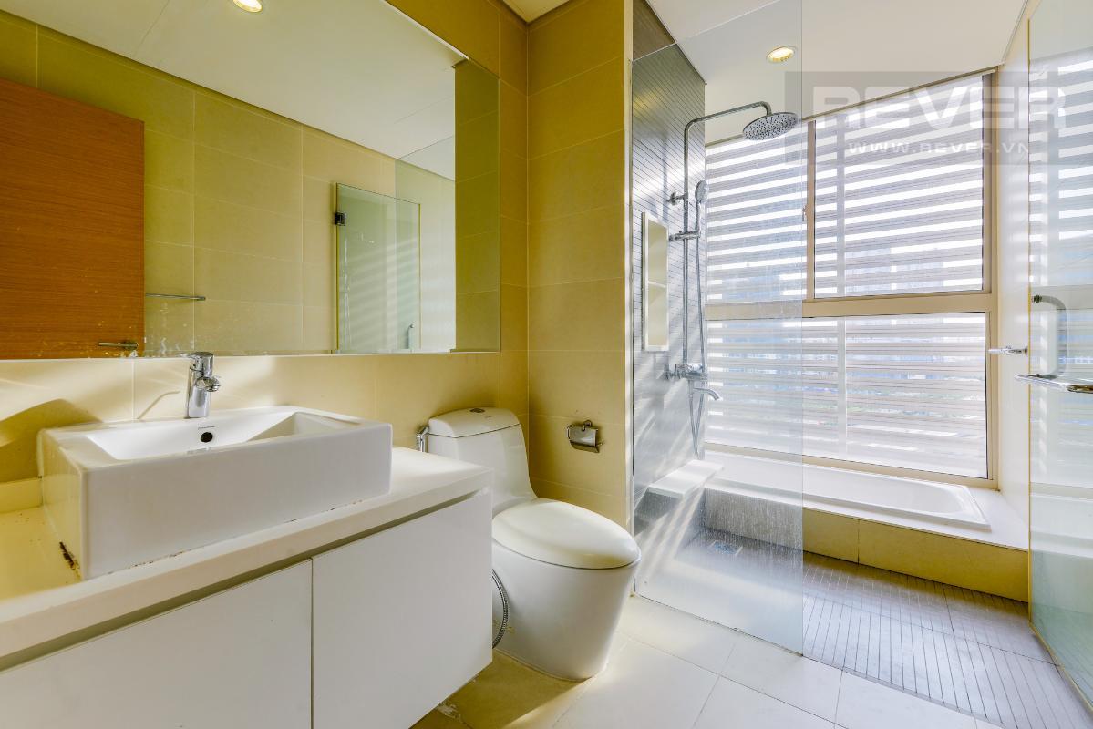 Phòng Tắm Căn hộ trung tầng 3 phòng ngủ The Vista An Phú