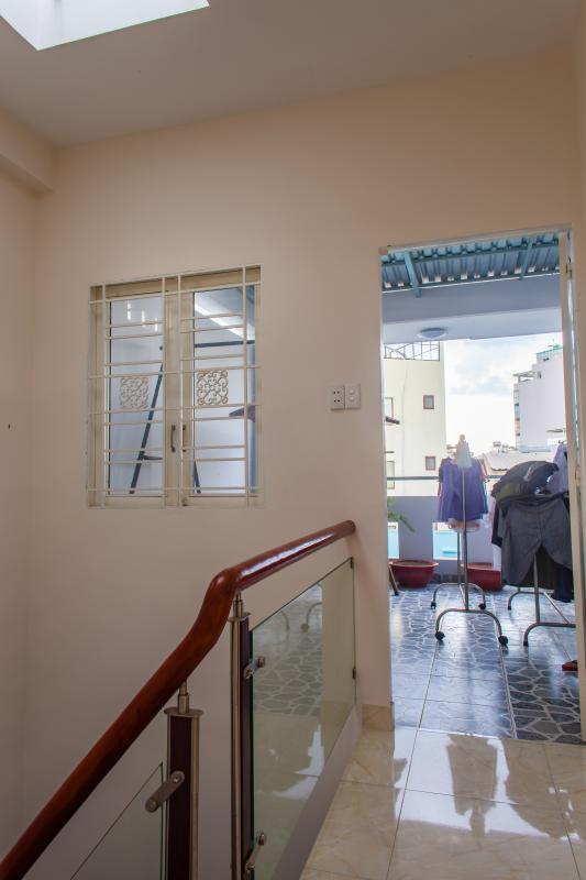Nhà phố Bùi Văn Thêm 4 tầng kiên cố, nội thất hoài cổ 14