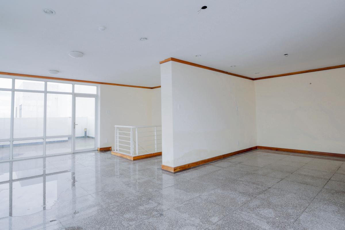 Không gian tầng 2 Lofthouse 3 tầng tháp B Hoàng Anh Gold House