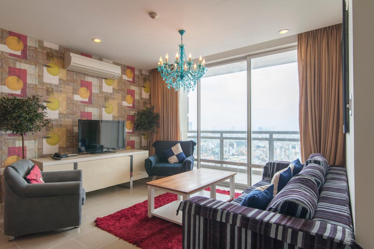Căn hộ tầng cao Horizon Trần Quang Khải