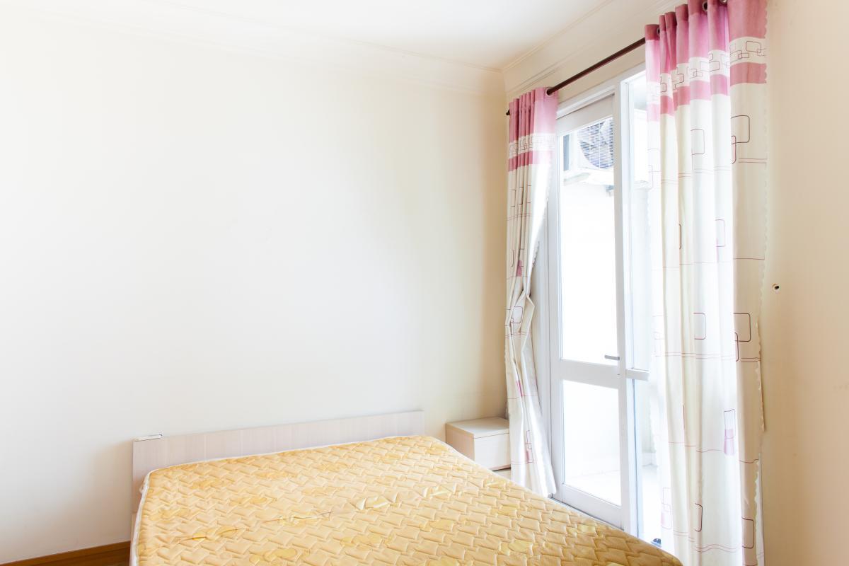 Phòng ngủ Căn hộ tầng cao B The Manor 1