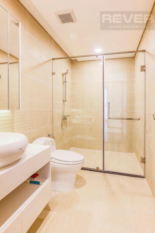 Phòng tắm 1 Căn hộ hướng Tây tầng cao P1 Vinhomes Central Park