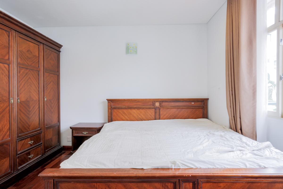 Phòng ngủ Villa mini Nguyễn Văn Hưởng