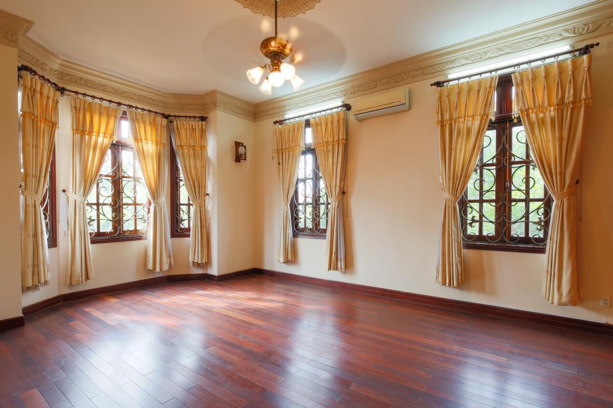 Phòng ngủ 2 Villa 2 tầng Trần Ngọc Diện Thảo Điền