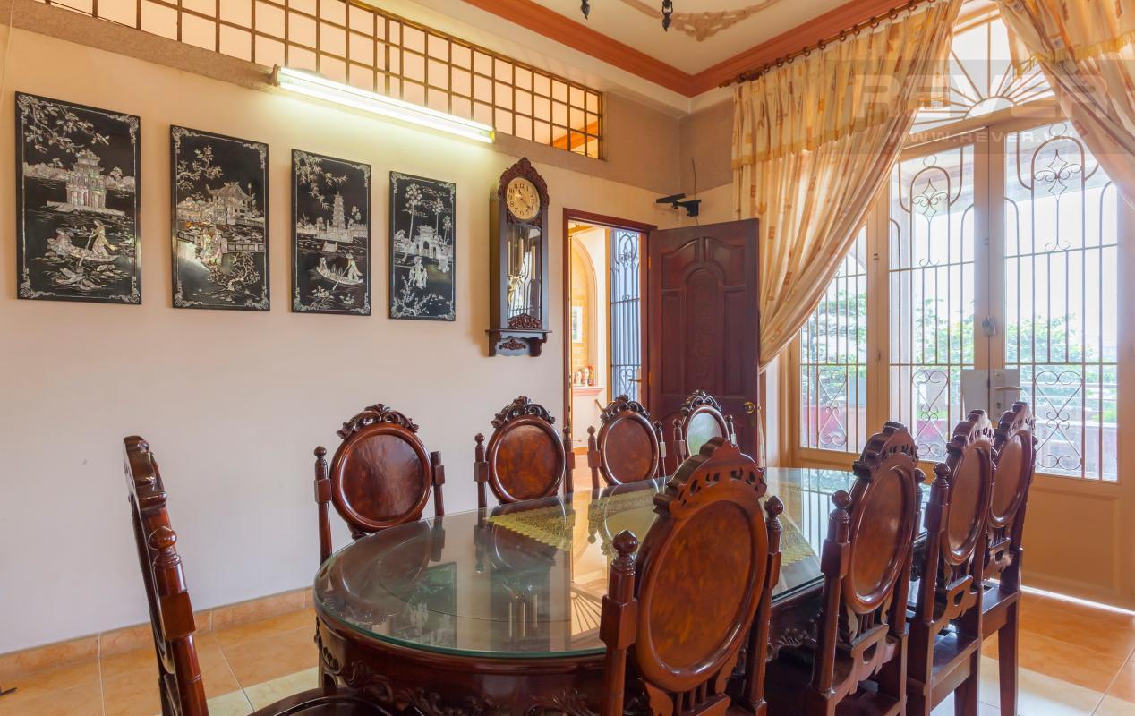 Khu vực bàn ăn Nhà 3 tầng hẻm lớn Quốc lộ 13 Bình Thạnh