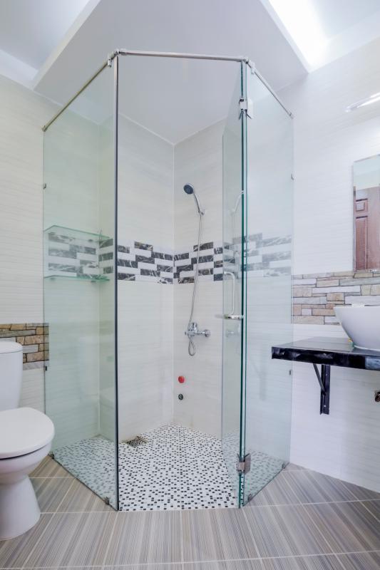 Phòng tắm 3 Nhà 4 tầng mặt tiền đường Số 11 Tân Kiểng quận 7