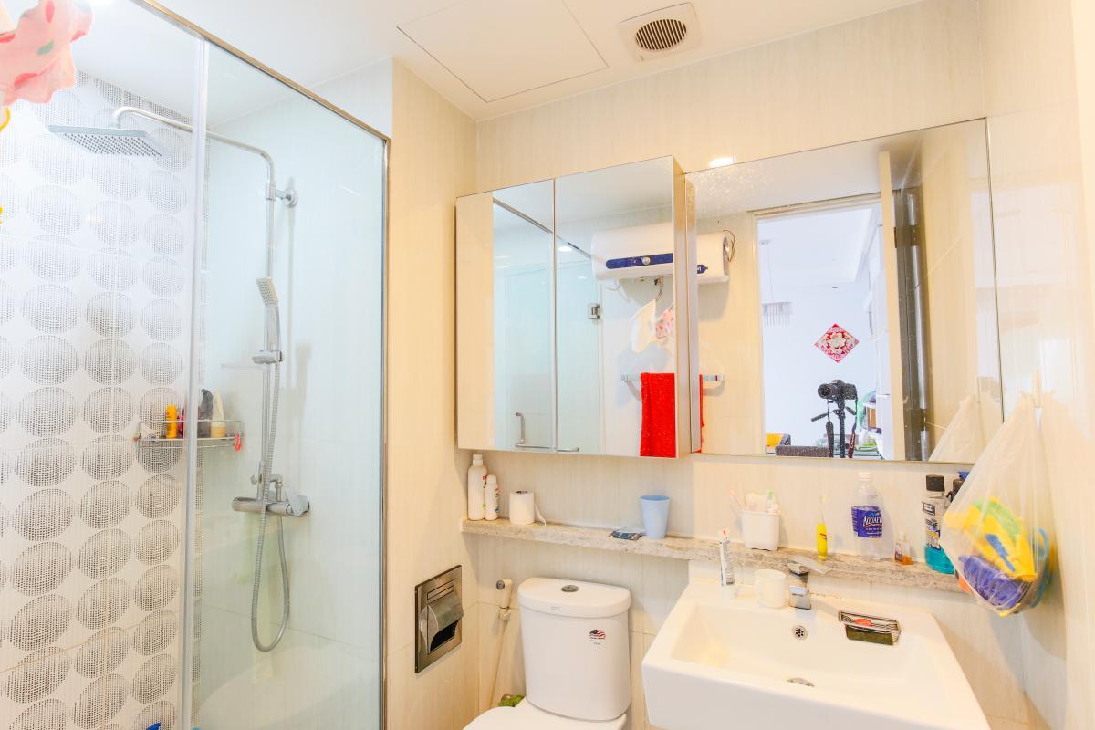 Phòng tắm Căn hộ tầng cao tháp D2 Cantavil An Phú