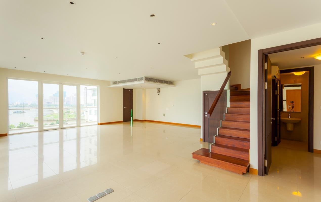 Căn duplex trung tầng Tower 3 Brilliant Đảo Kim Cương