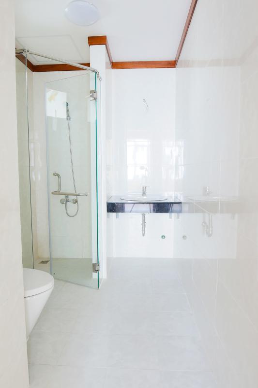 Phòng tắm 1 Căn hộ tầng cao A Hoàng Anh Thanh Bình