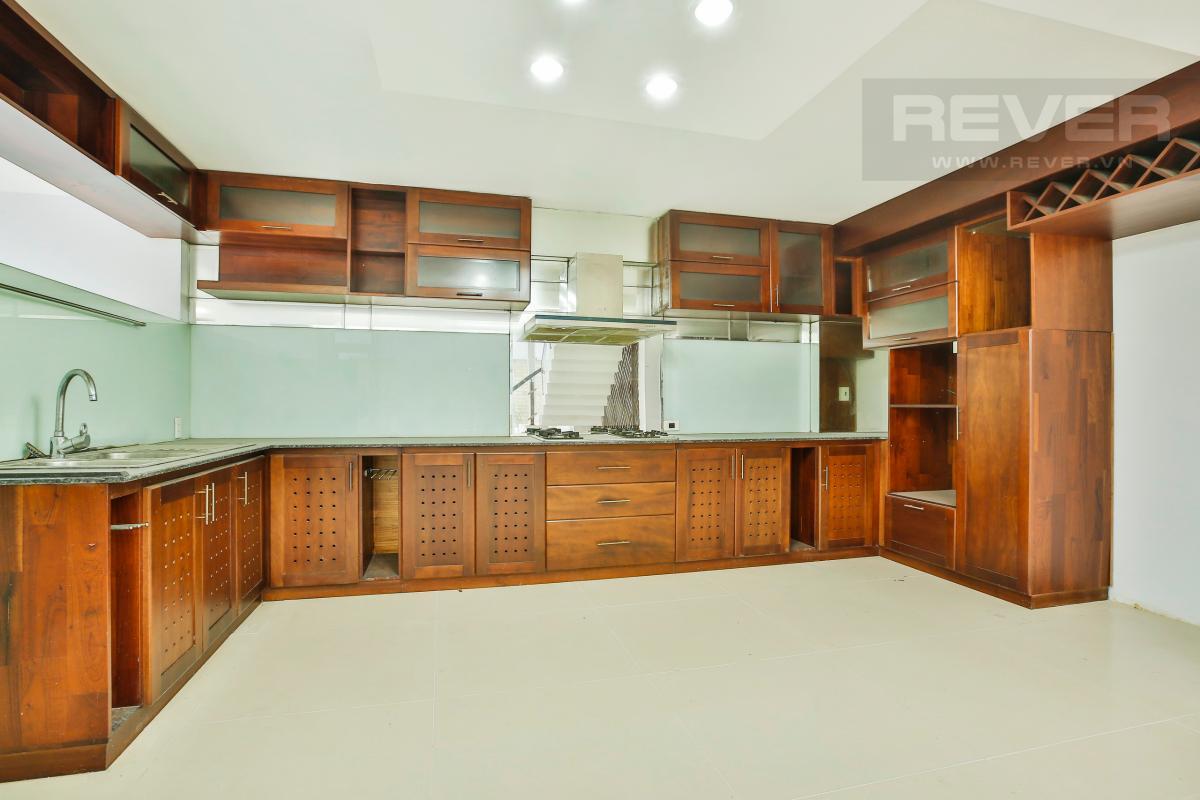 Phòng bếp Nhà 4 tầng Nguyễn Văn Hưởng