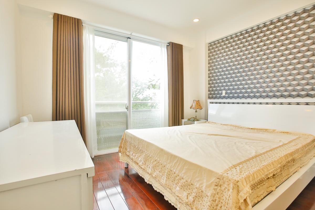 Phòng ngủ lớn Căn hộ 3 phòng ngủ tháp BA Mỹ Đức