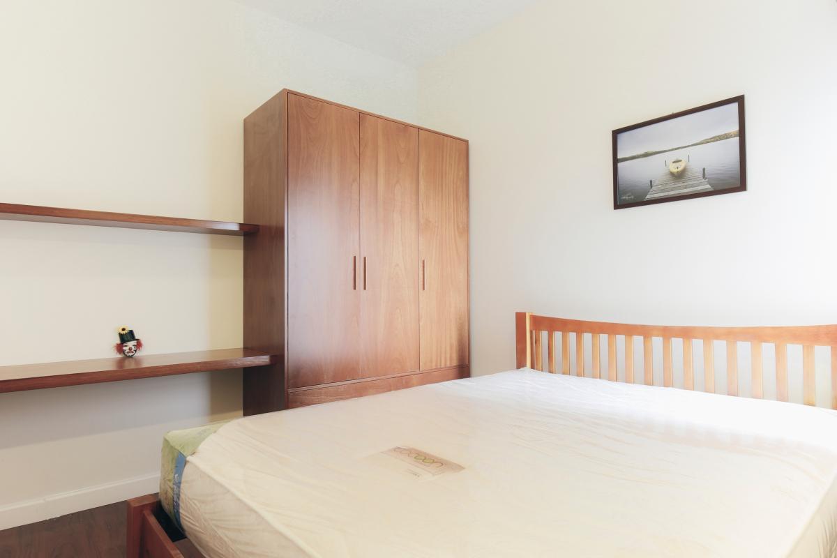 Phòng ngủ 1 Căn hộ tầng cao tháp LA Lexington An Phú