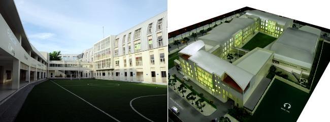 3 trường quốc tế hạng sang ở quận 7