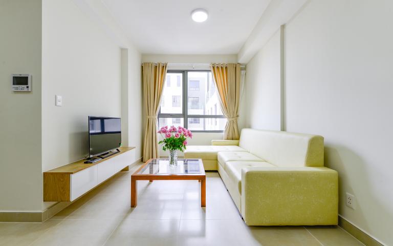 Căn hộ Masteri Thảo Điền tầng cao T3A, 2 phòng ngủ hướng Tây Nam