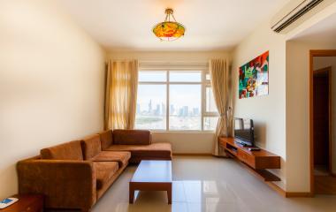 Căn hộ tầng cao Ruby 2 Sài Gòn Pearl