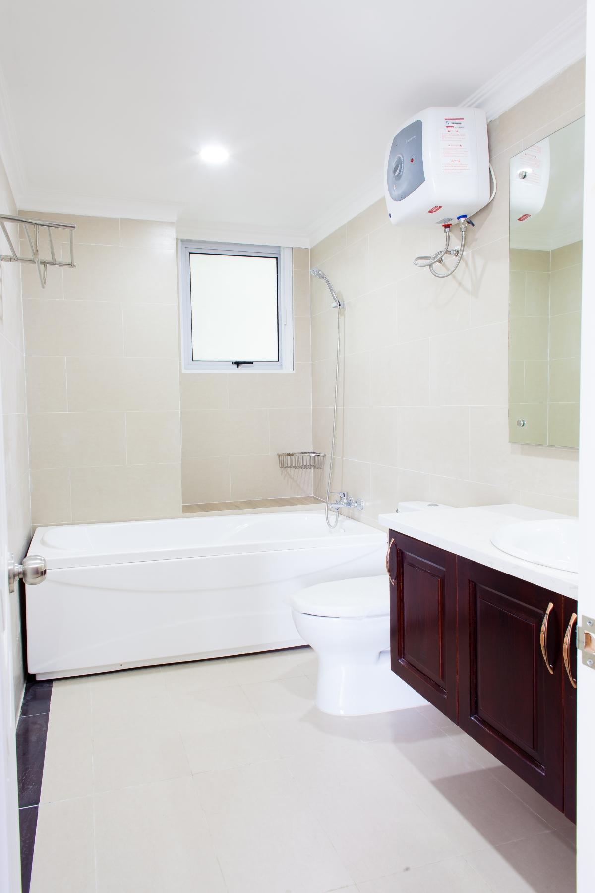 Phòng tắm Căn hộ tháp C Happy Valley