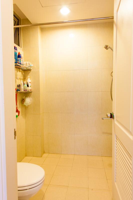 Phòng tắm Căn hộ tầng cao tháp C The ParcSpring