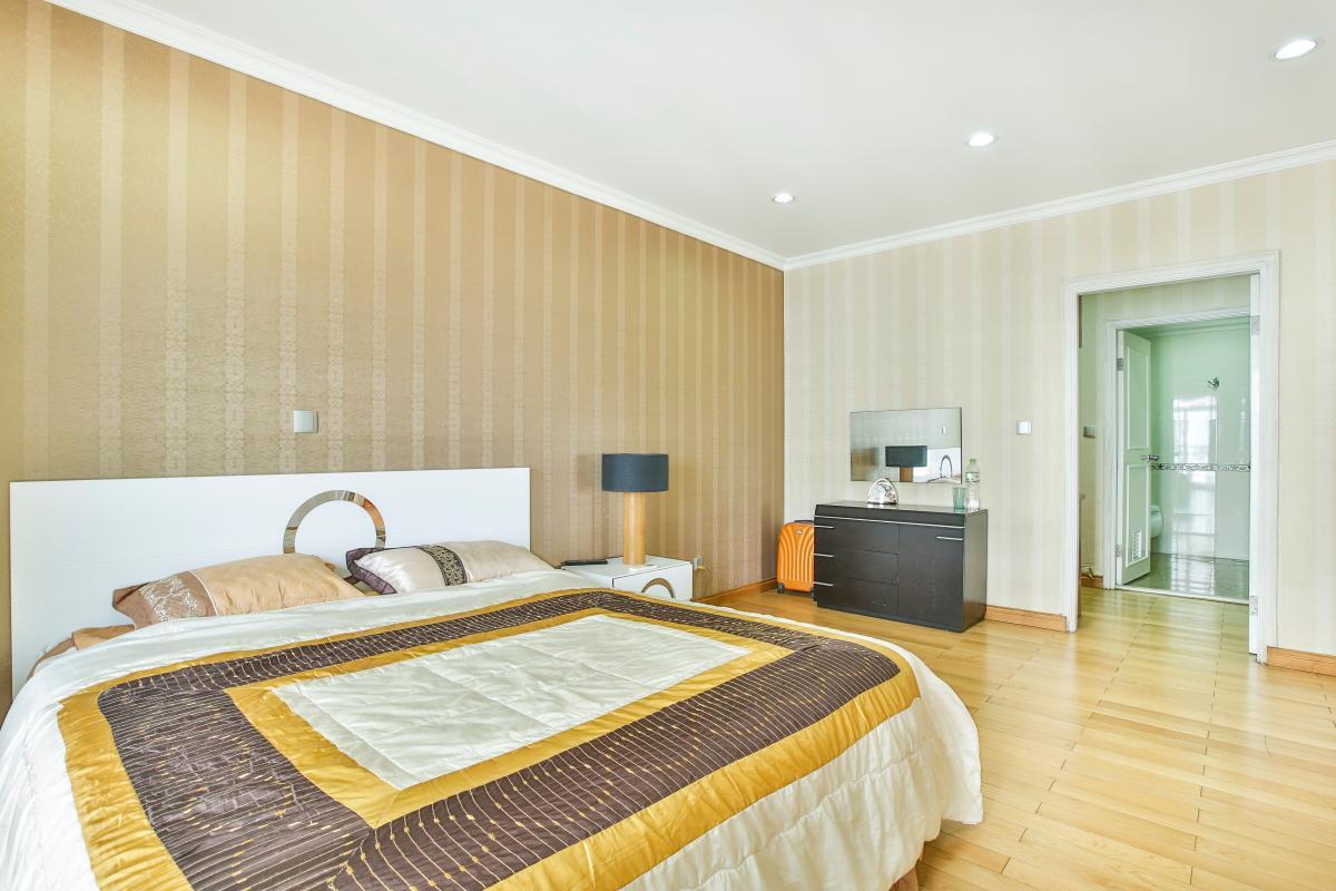 Nội thất phòng ngủ Căn hộ trung tầng tháp B Flemington