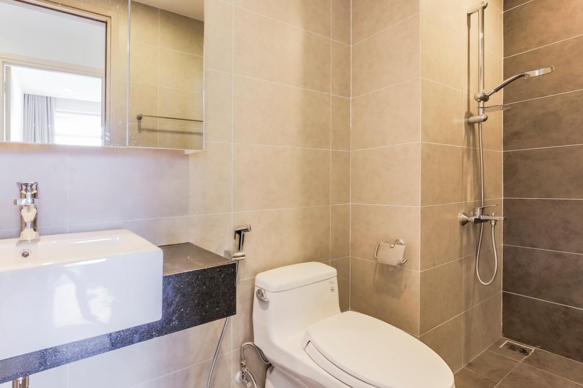 Phòng tắm Căn hộ tầng cao P1 Prince Residence