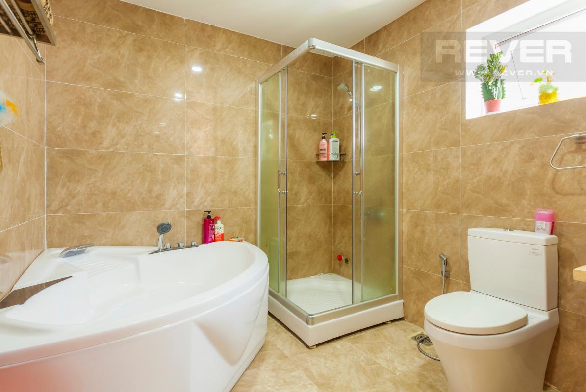 Phòng tắm chính Villa 3 tầng Đường Số 14 Hoàng Quốc Việt