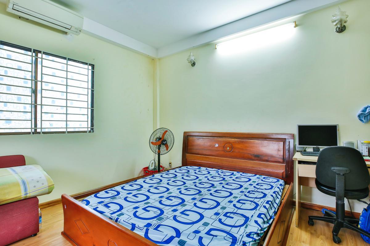Phòng ngủ rộng rãi Nhà 3 tầng mặt tiền D48 Nam Long