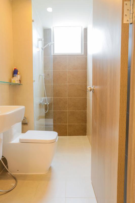 Phòng tắm Căn hộ tầng cao tháp LA Lexington An Phú